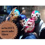 Máscaras De Luchador $23.49 Reventa!mayoreo Minimo 100