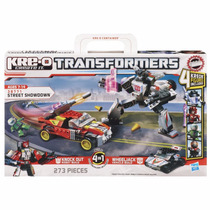 Kre-o Transformers Street Showdown Set (38771)