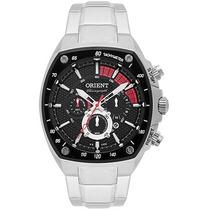 Relógio Orient Mbssc173 Quadrado Cronógrafo + Frete Grátis