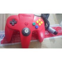 Lote 2pzas Control Nintendo N64 Usb Controller Envió Gratis
