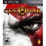 God Of War 3 Ps3 Fisico Y Sellado
