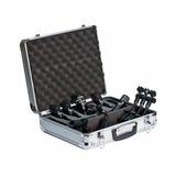 Set De Microfonos Para Batería Audix Dp5a 5 Piezas Nuevo