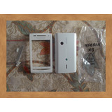 Pedido Carcasa Sony Ericsson Mini Xperia X8 Blanco