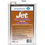 Cera Liquida Jet Para Madera X 4 Lts
