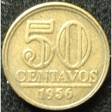 Blamanan / Brasil 50 Centavos 1956