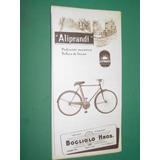 Publicidad Bicicletas Alliprandi Bogliolo Hnos. Mod 5