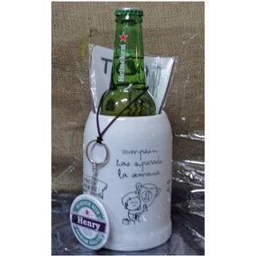 Kit Jarra De Cerveza, Jarra, Destapador, Posavaso Y Bebida