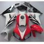 Kit Plasticos Completo Rojo Honda Cbr 1000rr 2006/2007