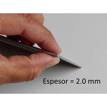 Titanio Puro Lamina Gr2 Espesor 2.0mm 200mm X 300mm