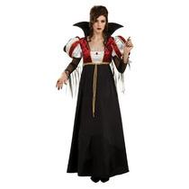 Mujeres Royal Halloween Del Vampiro Vestido De Traje