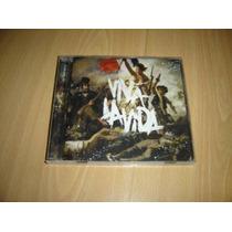 Coldplay Viva La Vida Cd Argentina Rock