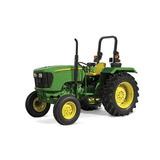 Tractor John Deere 5045d Simple Traccion Financiacion Nuevo