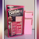 Antiguidade Freezer/geladeira Barbie - 1991