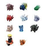 Naruto 11 Figuras Bijuu Envío Gratis Kyuubi Caja Shippuden