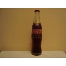 Botella De Coca Cola Llena De 285 C.c.