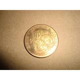 Medalla Conmemorativa Llegada Del Hombre A La Luna