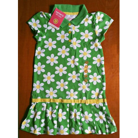 Vestido Carters Infantil Tamanho 3 E 5 - Importado.