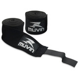 Bandagem Elástica Muvin 300cm X 5cm Para Lutas Original