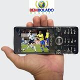 Celular Barato Cce Tv Dual Chip Mp3 Fm + Brinde Pe