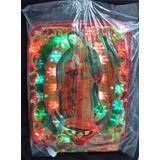 Vírgen De Guadalupe Leds Multicolor 3d
