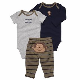 Conjunto Carters Frio Panaleros Pantalon Niño 18 Meses