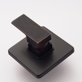 Llave Mezcladora Monomando1 Funcion Negro Bronce Aceitado