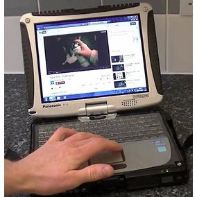 Notebook Panasonic Toughbook Cf-19 Computador Trabajo Pesado