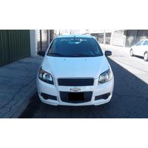 Chevrolet Aveo Ls Modelo 2014 T/m 5 Vel 1.6l 4cil