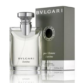 Perfume Bulgari Extreme Pour Homme 100ml Frete Grátis
