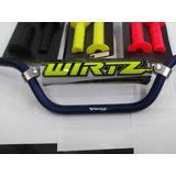 Set Manubrio Wirtz Atv Honda Trx 450 Kxf 450 + Puños Eleccio
