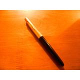 Parker 51 Lapicera Color Negro..