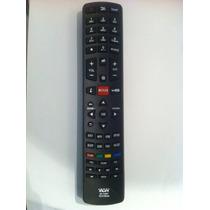 Kit Controle Remoto Para Tv Led Lec 80 Peças Pronta Entrega