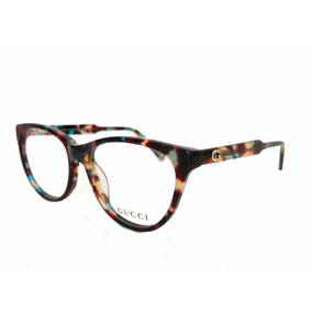 Armação Óculos De Grau Feminino Acetato Gg3818