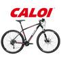 Bicicleta 29 Caloi Elite 2017 Shimano Deore 20v Rock Shox 17
