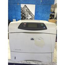 Impresoras Hp Laserjet Series 4200n