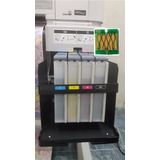 Ploter Epson Surecolor F6070 Chips Cartucho Tinta