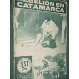 Revista Asi 240 Catamarca Mercado Central Monzon Campeon
