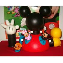 Adorno La Casa De Mickey Mouse! - Sin Personajes