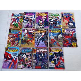 Hq O Homem Aranha ¿ Lote Com 14 Revistas