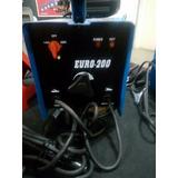 Maquina Soldar Eurotécnica 200 Amp Oferta Distribuidores