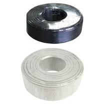 Super Oferta! 50 Mts Cable Coaxil Rg6 100% Cobre 1ª Calidad