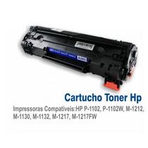 Cartucho Toner Hp Ce285a - Preto - Compatível Hp Modelos