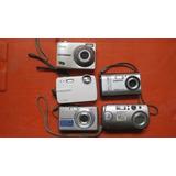 Kodak Olympus Samsung 5 Camaras Por Un Precio Y Regalo
