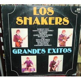 Los Shakers - La Vigencia De Los Shakers