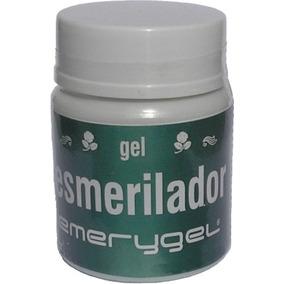 Gel Esmerilador De Vidrios , Espejos , Etc. Emerygel 50 Gr.