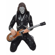 Boneco Kiss Ace Frehley The Spaceman Super Stars Rock Heavy