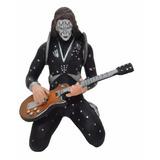 Boneco Kiss Ace Frehley The Spaceman Super Stars Rock Heavy