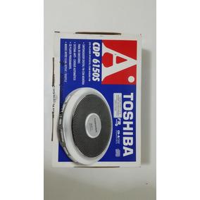 Disc Man / Discman Toshiba Com Rádio Fm - Novo - Lacrado