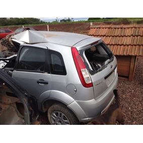 Sucata Ford Fiesta Flex 2008 Em Peças