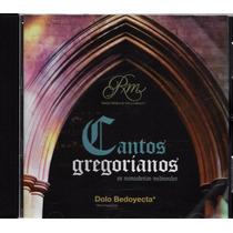 Cantos Gregorianos - Capilla Papal De San Francisco - 1 Cd